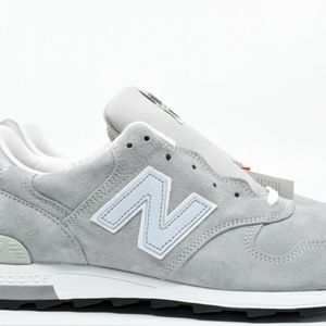 New Balance M1400 Gray Silver Made in USA